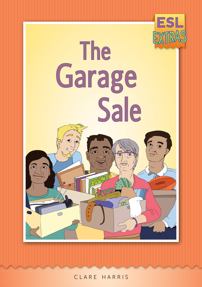 The Garage Sale cover