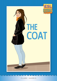 Cover of The Coat by Clare Harris