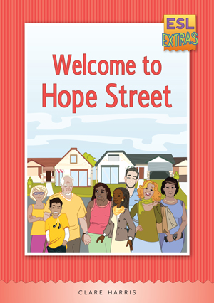 Welcome to Hope Street cover
