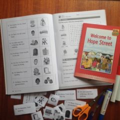 CPSWE level book Welcome to Hope Street