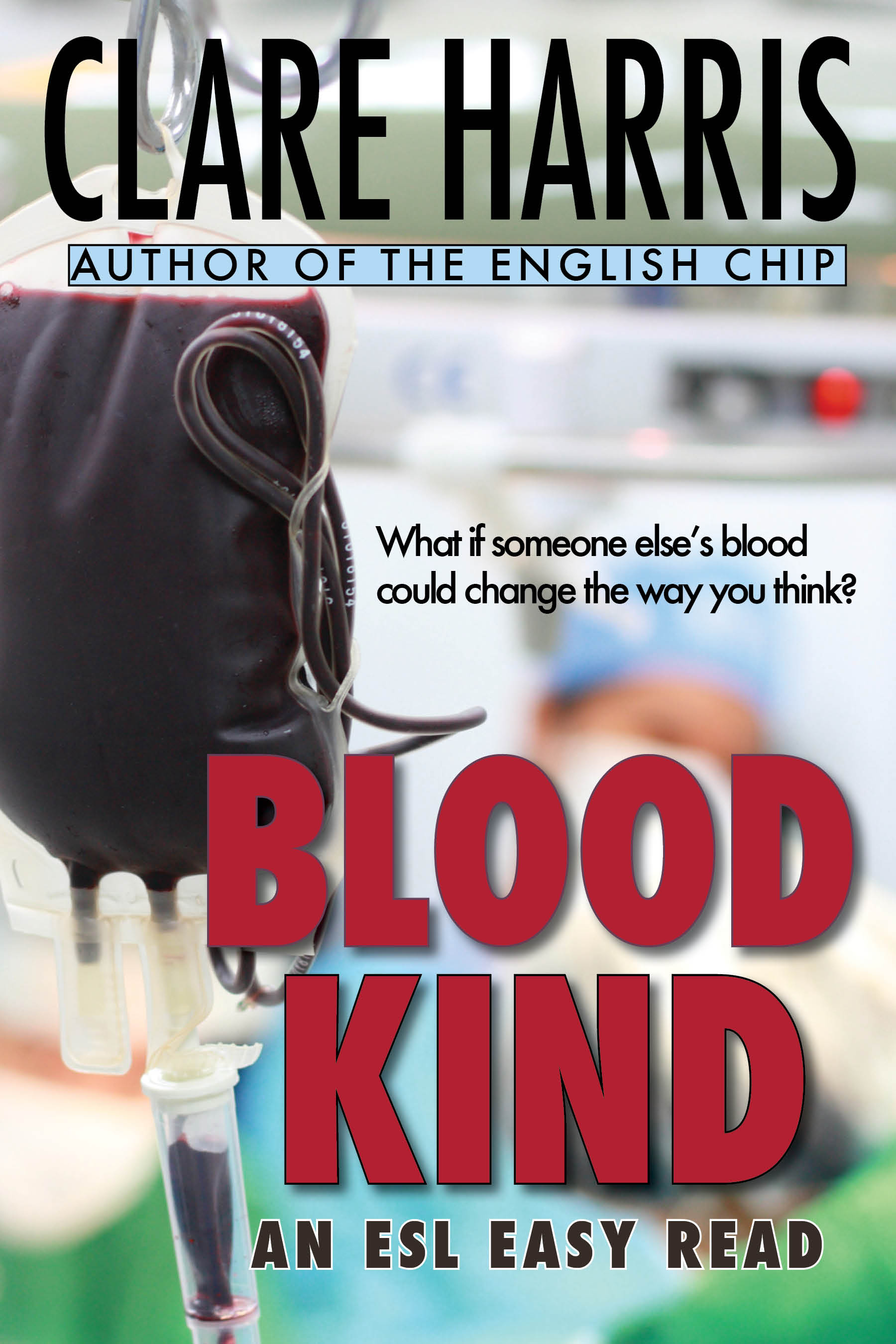 Cover of Blood Kind