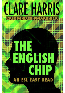 The cover of The English Chip