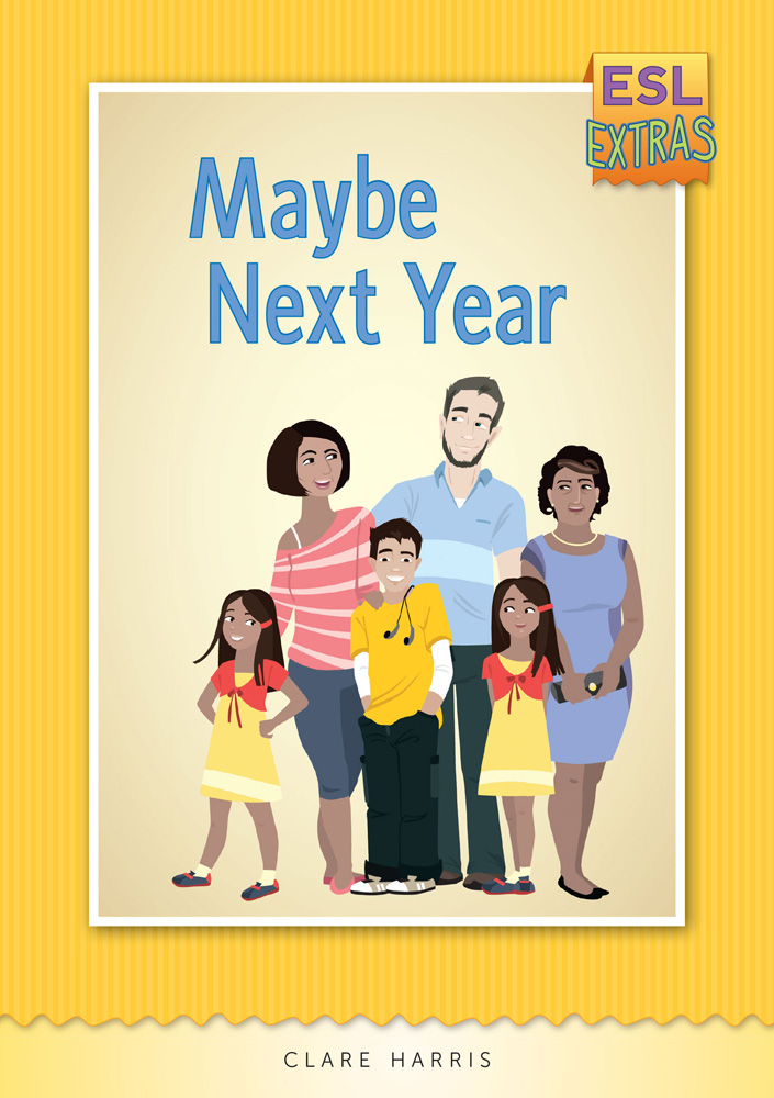 Maybe Next Year cover