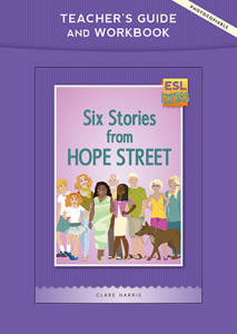 Cover of Six Stories from Hope Street (ESL Extras Australian resources)