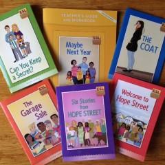 ESL Extras book covers