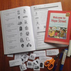 Welcome to Hope Street books