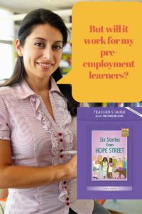Preemployment English